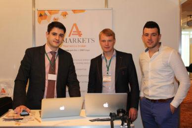 Конференция ForexExpo AMarkets