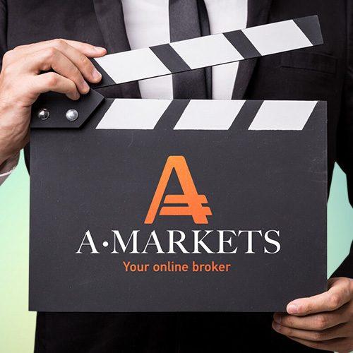 Платим $100 за видео об AMarkets!