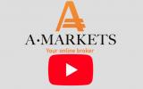 Первый партнёр уже получил 100 USD за видео-отзыв об AMarkets!