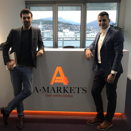 Как построить эффективное сотрудничество с AMarkets (Видео)