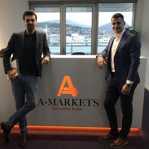 ZorbasMedia в гостях у AMarkets