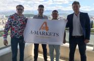 Зарабатываем и отдыхаем вместе с AMarkets